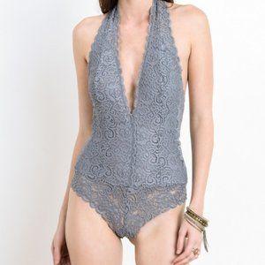 Super Soft Lace Bodysuit